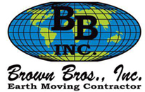 brown bros. earth moving